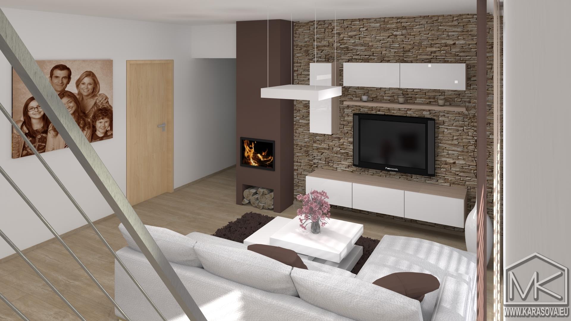 Modernizace Rodinného Domku Mk Arch